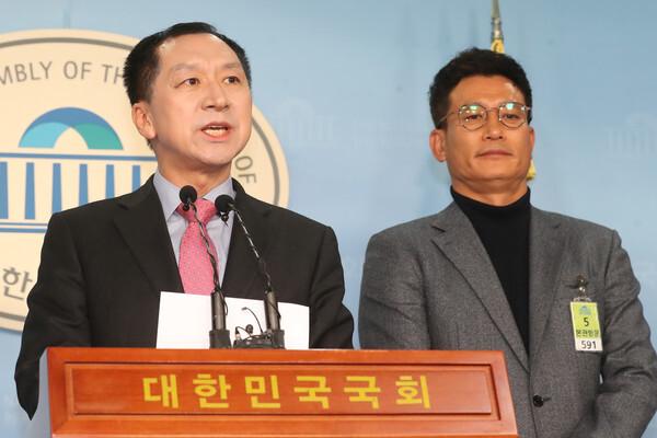 김기현 전 울산시장/News1