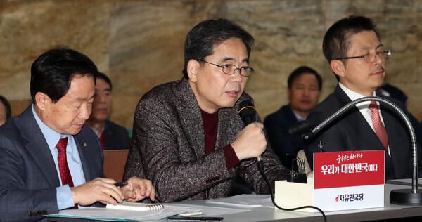 곽상도 자유한국당 의원/뉴스1