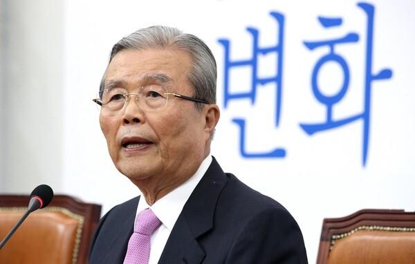 김종인 미래통합당 비상대책위원장/뉴스1